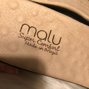 Malu Shoes - Malu comfort Leather slip on sandals
